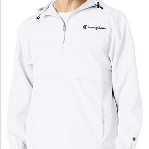 Champion pack-able rain jacket/wind breaker